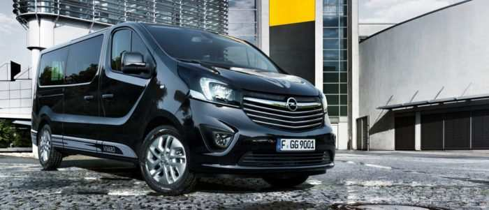 55 The Best Opel Bus 2020 Redesign