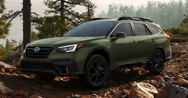 55 The Best Subaru Usa 2020 Outback Configurations