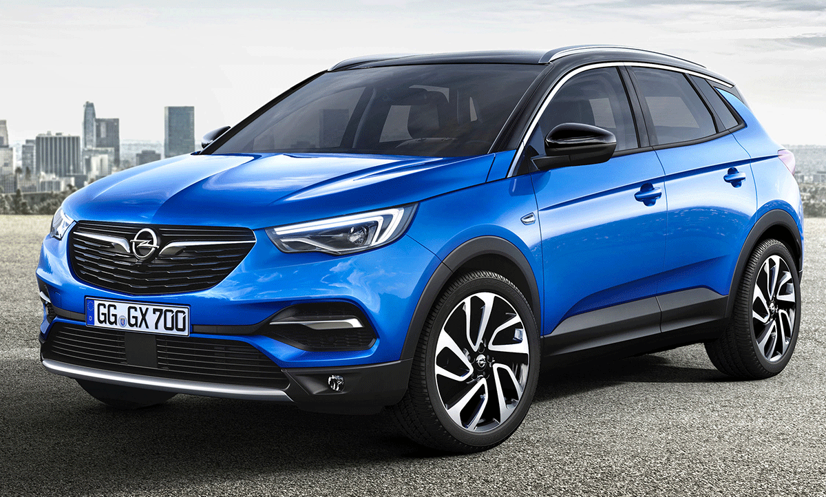 55 The Best Suv Opel 2020 Exterior