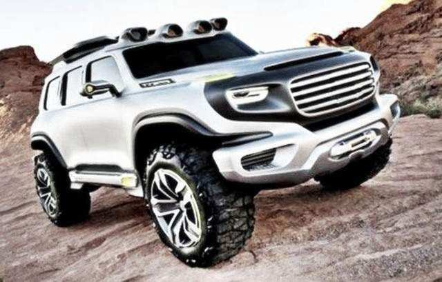 55 The Best Toyota Land Cruiser Redesign 2020 Release