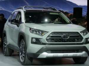 55 The Best Toyota Rav4 2020 Exterior and Interior