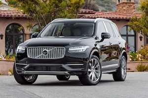 55 The Best Volvo Cx90 2019 Redesign and Concept