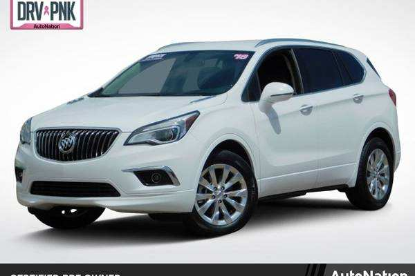 55 The Buick Envision 2020 New Concept