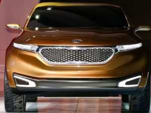 55 The Kia Kx5 2020 Price and Release date