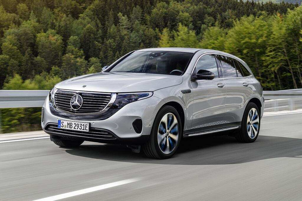 55 The Mercedes Benz Eqc 2019 Redesign