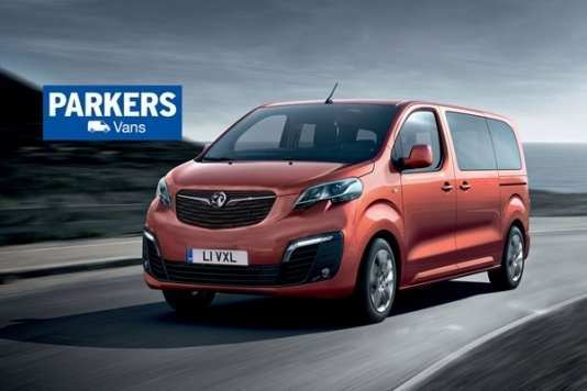 55 The New Opel Vivaro 2020 Performance