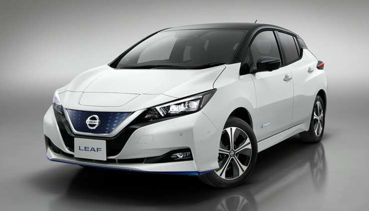 55 The Nissan Leaf 2019 60 Kwh Release Date