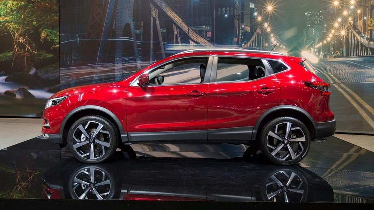 55 The Nissan Rogue Sport 2020 Release Date Rumors