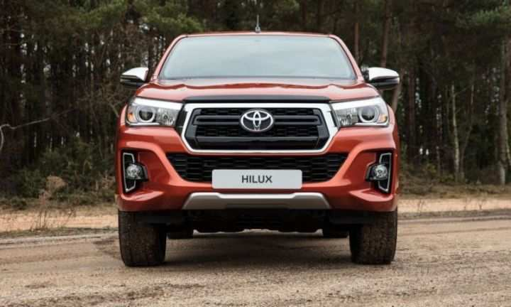 55 The Toyota Hilux 2020 Usa Reviews