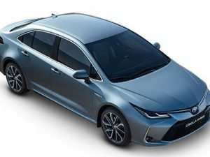 55 The Toyota Upcoming Cars In India 2020 Review