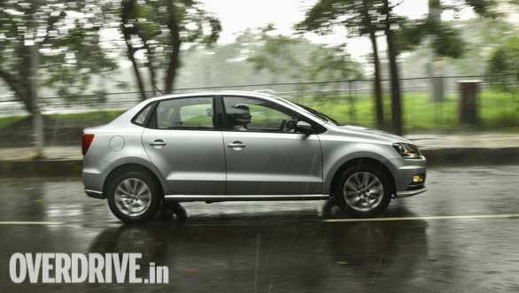 55 The Volkswagen Ameo 2020 Review