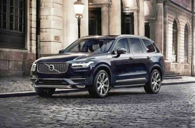 55 The Volvo Xc90 2020 Release Date Redesign