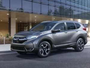 55 The When Will 2020 Honda Crv Be Released First Drive