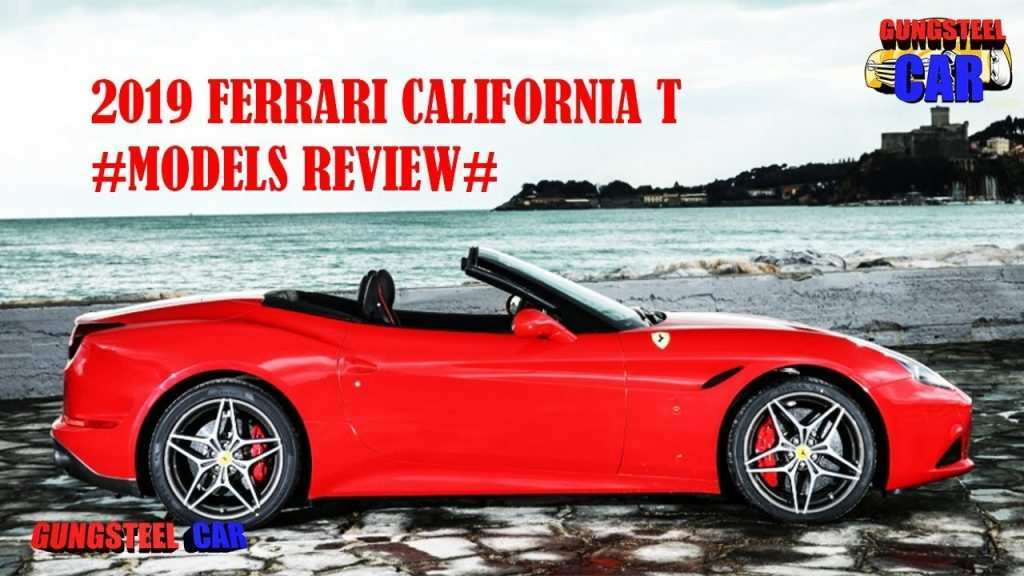 56 A 2019 Ferrari California Price Model