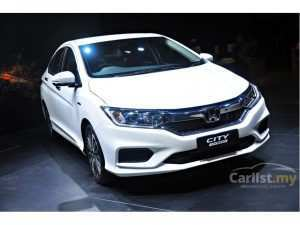 2019 New Honda City