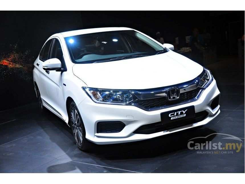 56 A 2019 New Honda City Configurations