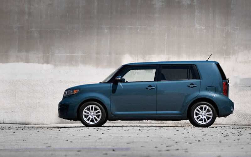 56 A 2019 Scion Xb Release Date Rumors