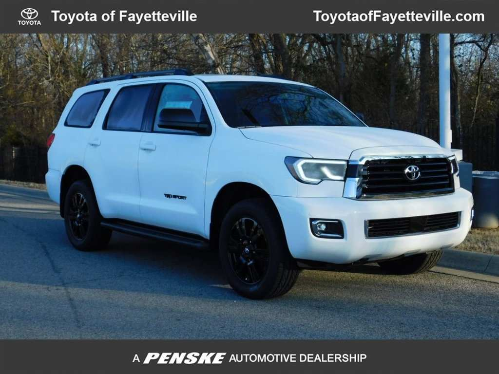56 A 2019 Toyota Sequoia Review Prices