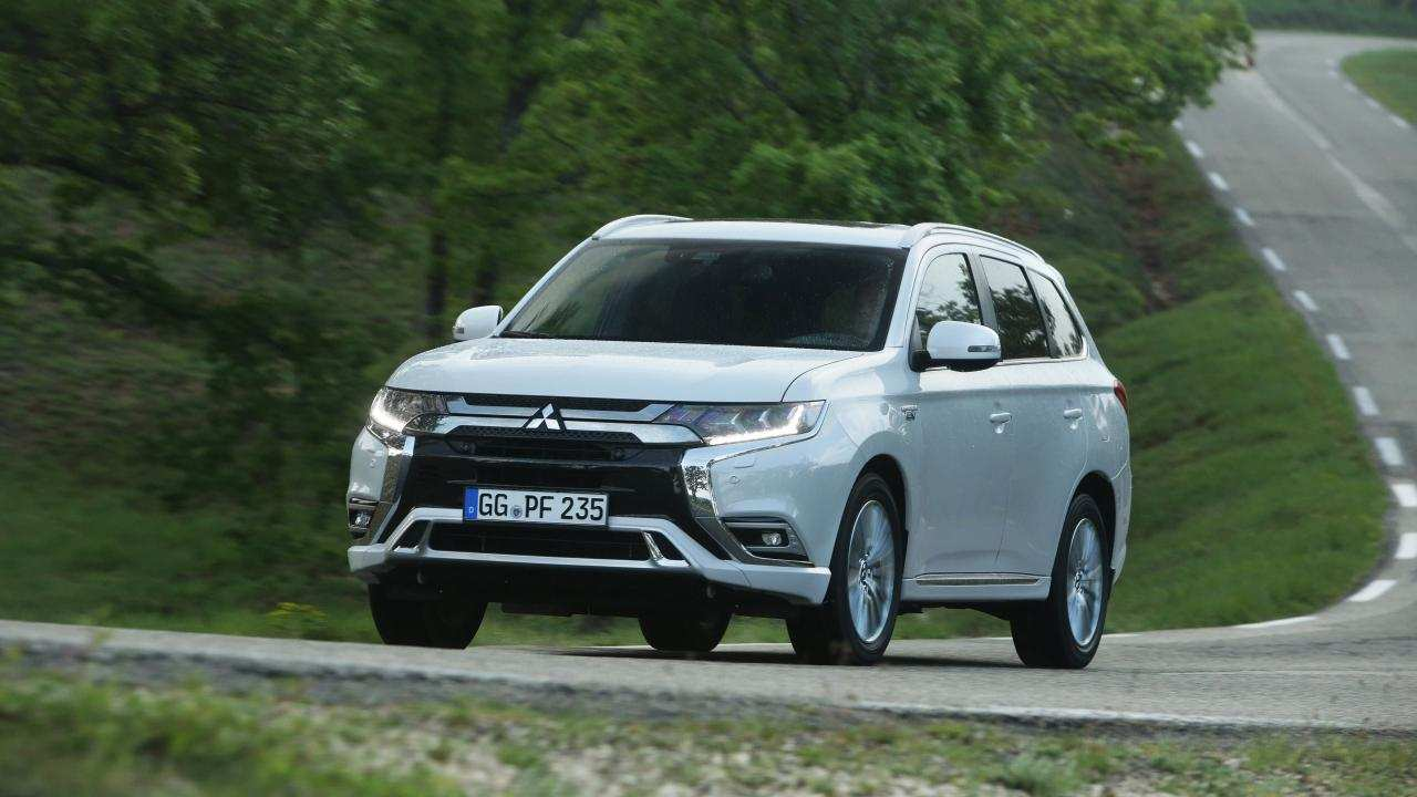 56 A 2020 Mitsubishi Outlander Phev Usa Pricing