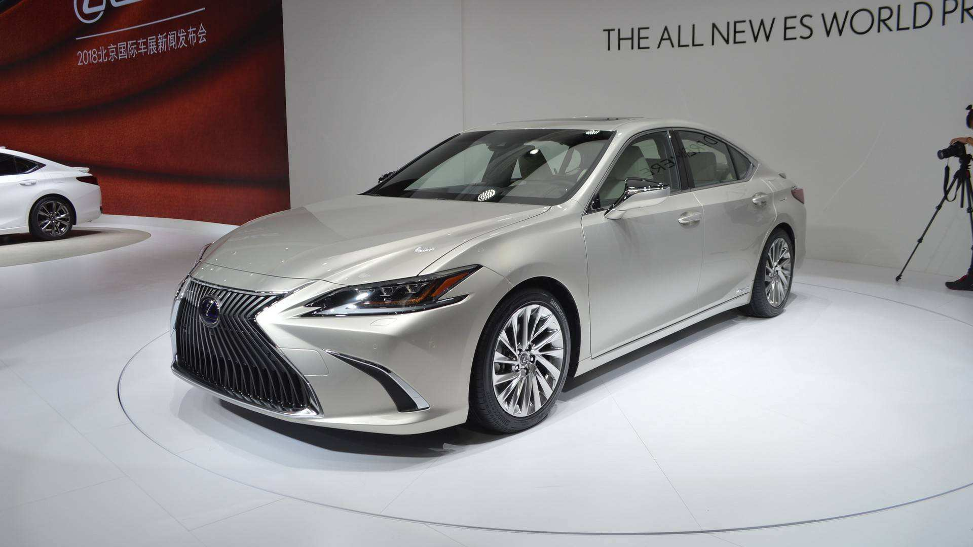 56 A Are The 2019 Lexus Out Yet Images