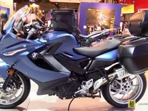 56 A BMW F800Gt 2020 Concept and Review