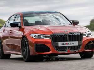 56 A BMW M3 2020 Specs and Review
