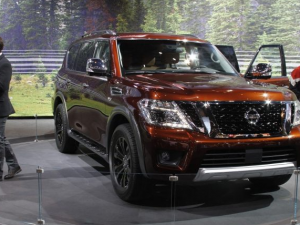 56 A Nissan Patrol Facelift 2020 Photos