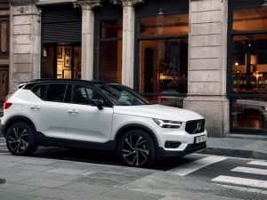 56 A Volvo Xc40 2020 Release Date Exterior