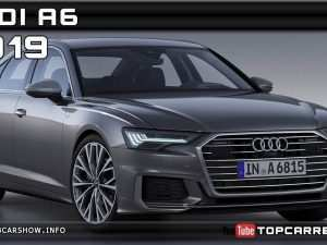 56 All New 2019 Audi A6 Release Date Usa Engine
