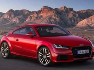 56 All New 2019 Audi Tt Release Date Price and Release date