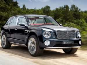 56 All New 2019 Bentley Bentayga Release Date Redesign and Concept