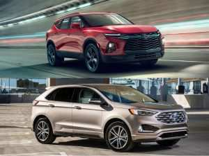 56 All New 2019 Chevrolet Blazer Release Date Photos