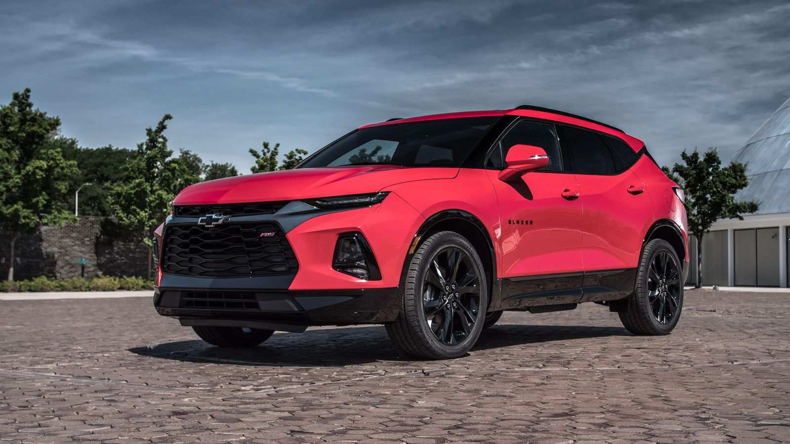 56 All New 2019 Chevrolet Blazer Release Date Style