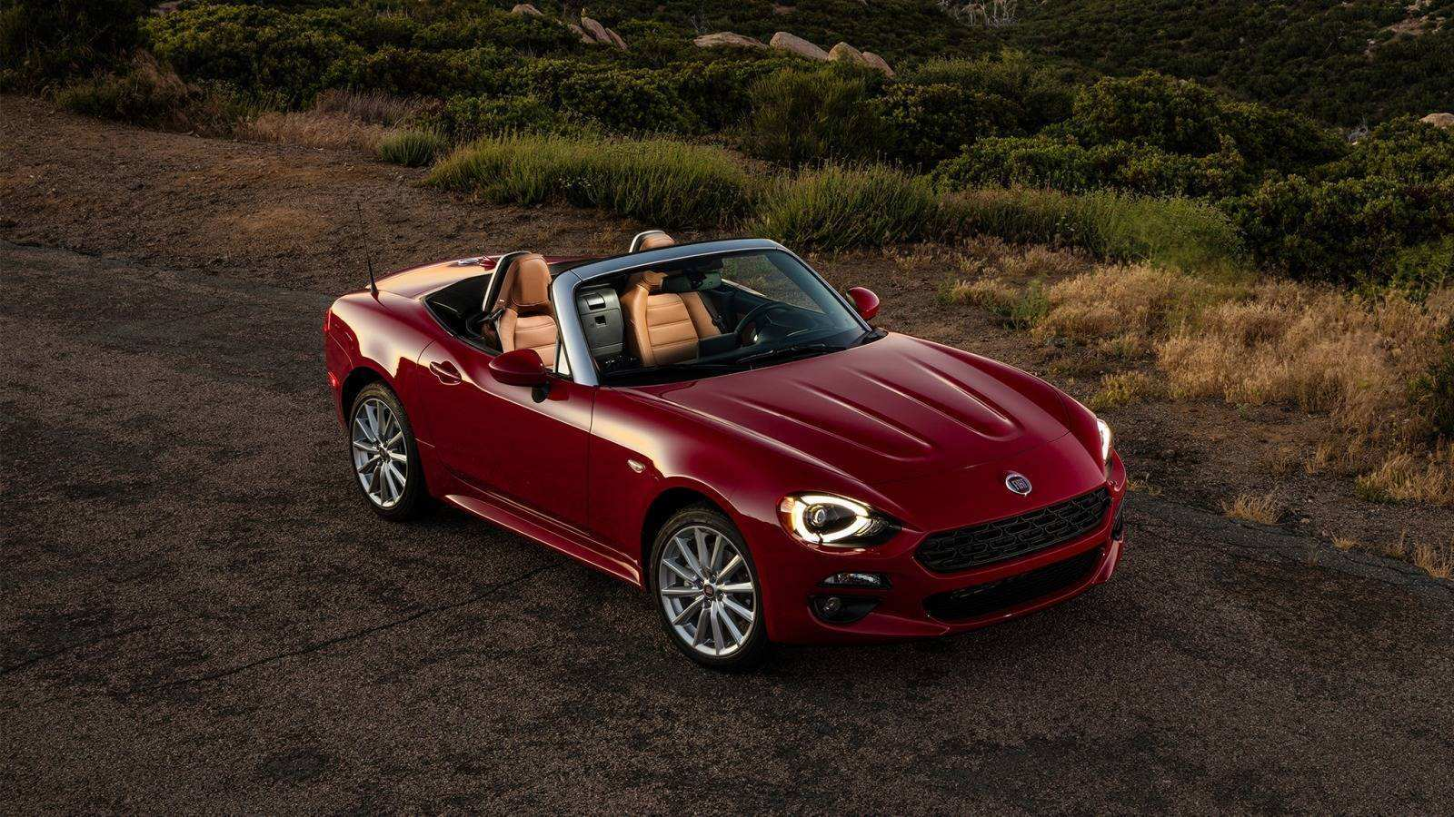 56 All New 2019 Fiat Convertible Configurations