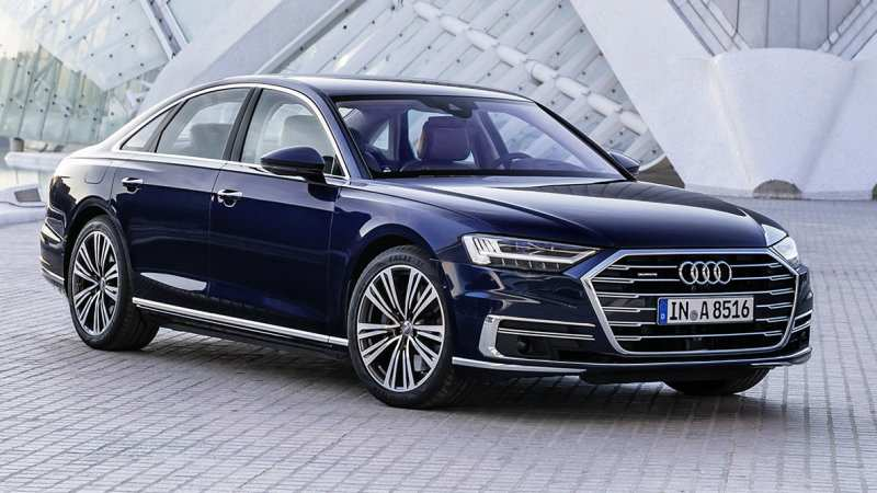 56 All New 2020 Audi A8 V8 Price Design And Review
