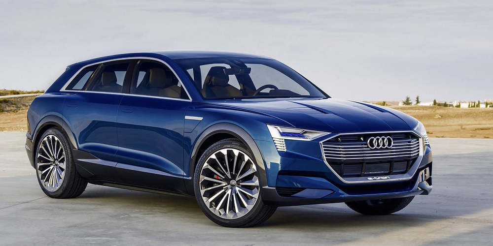 56 All New 2020 Audi E Tron Model