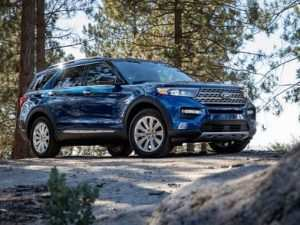 56 All New 2020 Ford Explorer Limited Overview