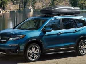 56 All New 2020 Honda Pilot Exterior