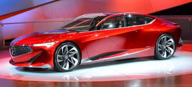 56 All New Acura Precision Concept 2020 Concept And Review
