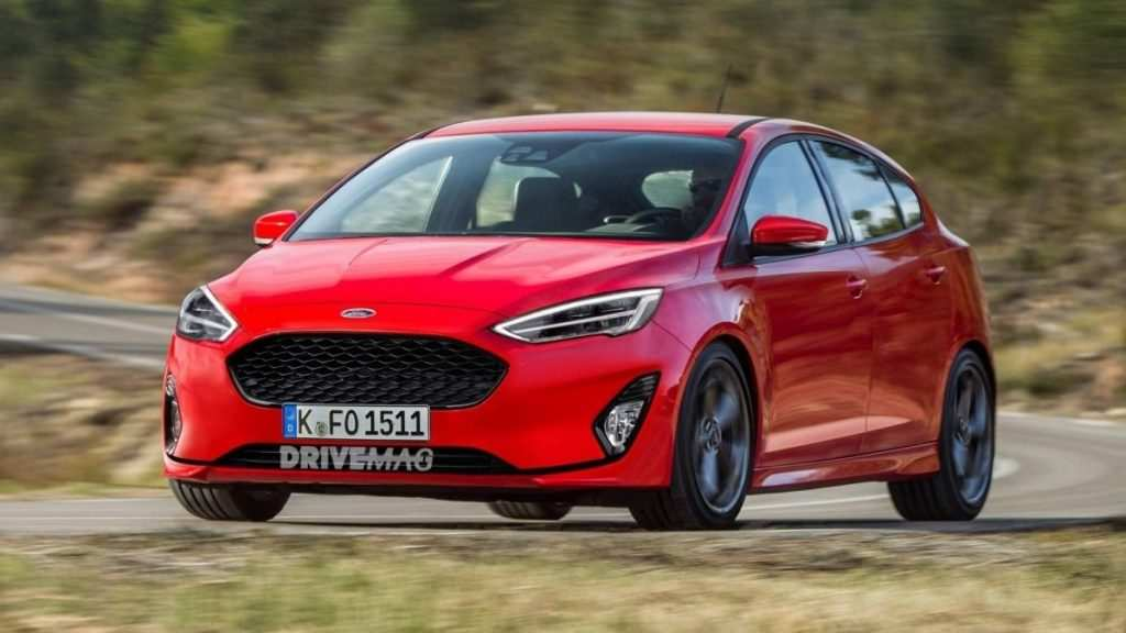 56 All New Ford Fiesta St 2020 Redesign