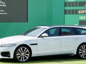 56 All New Jaguar Sportbrake 2020 Release