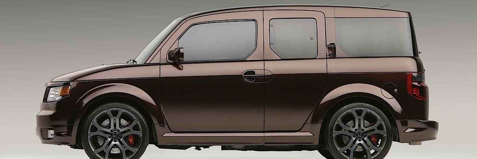 56 Best 2019 Honda Element Redesign And Concept
