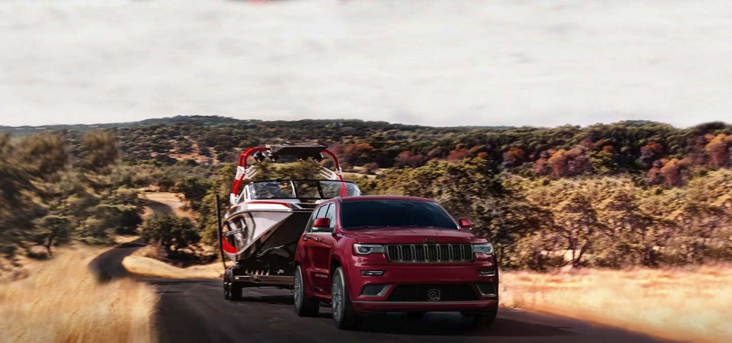 56 Best 2019 Jeep Trailhawk Towing Capacity Exterior