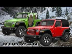 56 Best 2020 Jeep Wrangler Exterior Colors Specs and Review