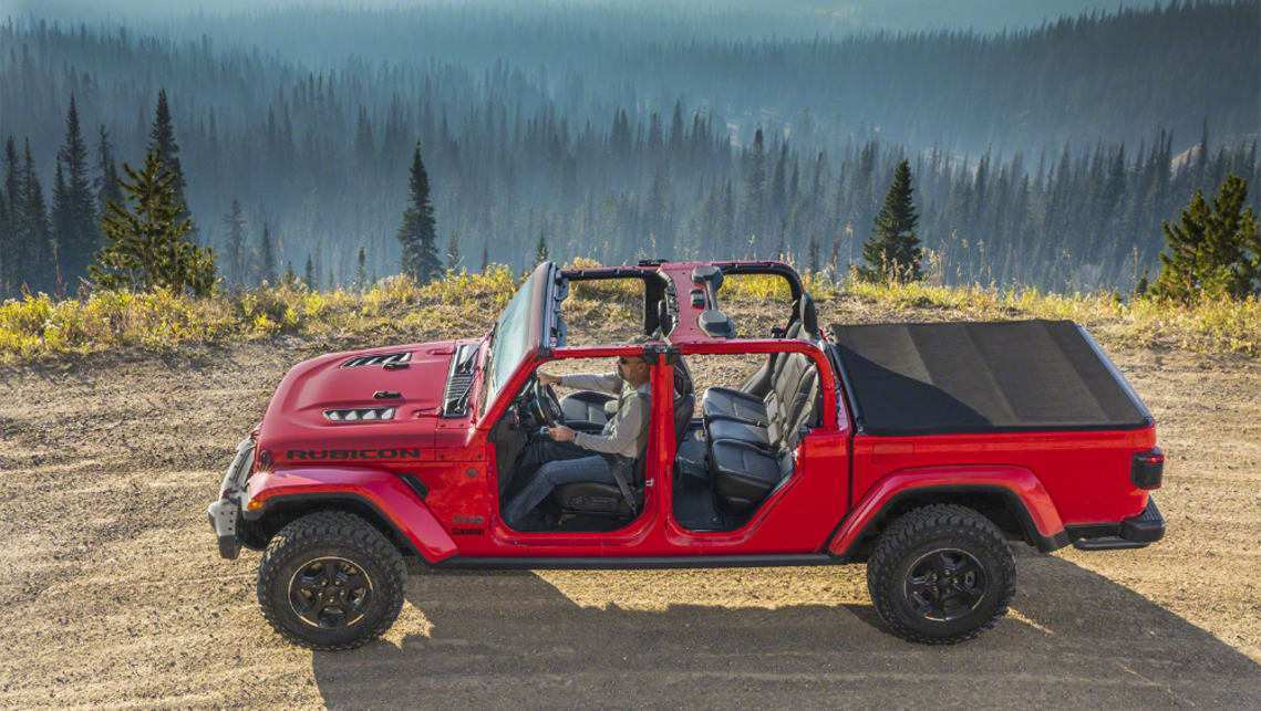 56 Best 2020 Jeep Wrangler V8 Redesign And Concept