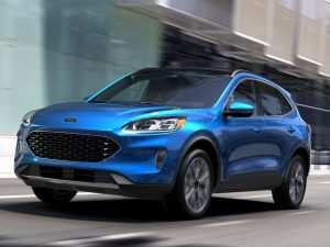 56 Best Ford Escape 2020 Redesign and Review