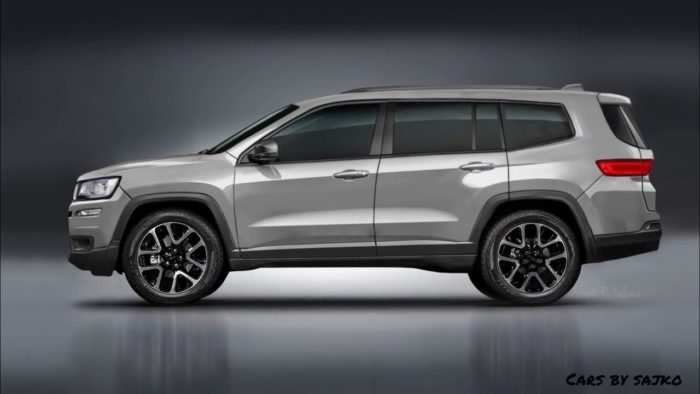 56 Best The 2019 Jeep Grand Wagoneer Redesign