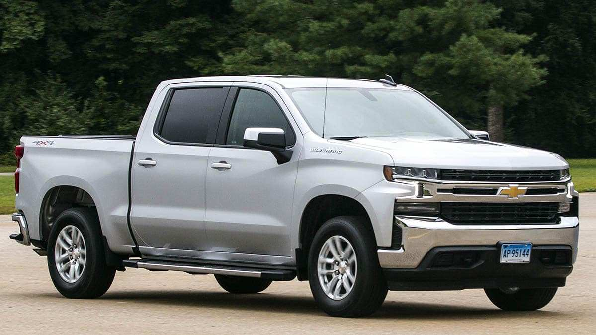 56 New 2019 Chevrolet Pictures Overview