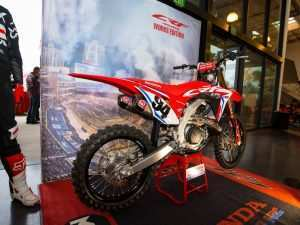 56 New 2019 Honda 250F Research New