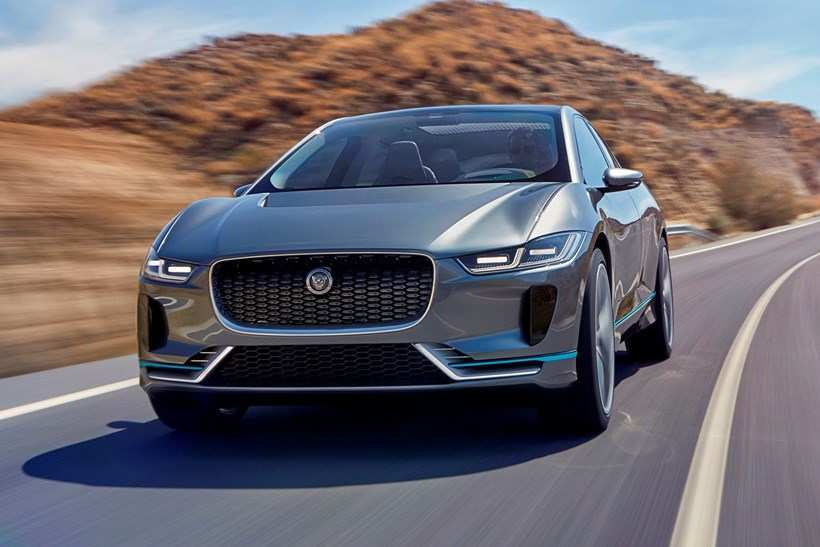 56 New 2019 Jaguar I Pace Release Date Exterior And Interior
